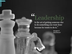Leadership Quotes Tamplate 1 Ppt PowerPoint Presentation Files