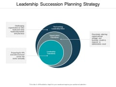 Leadership Succession Planning Strategy Ppt PowerPoint Presentation Professional Topics