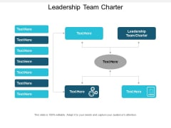 Leadership Team Charter Ppt PowerPoint Presentation Slides Format Ideas Cpb