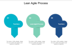 Lean Agile Process Ppt PowerPoint Presentation Styles Backgrounds Cpb