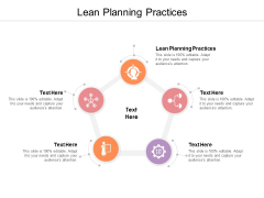Lean Planning Practices Ppt PowerPoint Presentation Inspiration Slide Download Cpb
