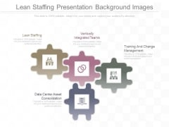 Lean Staffing Presentation Background Images