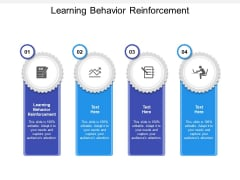 Learning Behavior Reinforcement Ppt PowerPoint Presentation Portfolio Example File Cpb