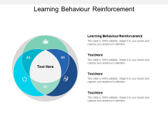 Learning Behaviour Reinforcement Ppt PowerPoint Presentation Picture Cpb