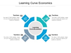 Learning Curve Economics Ppt PowerPoint Presentation Infographics Icons Cpb Pdf