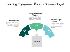 Learning Engagement Platform Business Angel Funding Lifecycle Stages Ppt PowerPoint Presentation Inspiration Deck