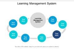 Learning Management System Ppt PowerPoint Presentation Inspiration Show Cpb