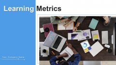 Learning Metrics Maturity Awareness Ppt PowerPoint Presentation Complete Deck With Slides