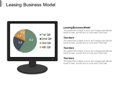 Leasing Business Model Ppt PowerPoint Presentation Professional Demonstration Cpb