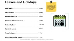 Leaves And Holidays Strategy Ppt PowerPoint Presentation Summary Graphic Images