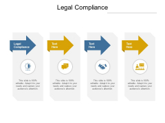 Legal Compliance Ppt PowerPoint Presentation Infographic Template Graphics Template Cpb