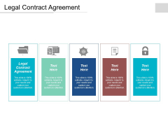 Legal Contract Agreement Ppt PowerPoint Presentation Background Images Cpb