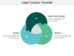 Legal Contract Template Ppt PowerPoint Presentation Gallery Graphics Cpb