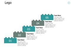 Lego Business Strategy Ppt PowerPoint Presentation Portfolio Icon