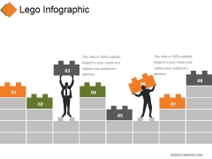 Lego Infographic Ppt PowerPoint Presentation Model Graphics Pictures