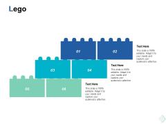 Lego Management Process Ppt PowerPoint Presentation Portfolio Model