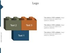 Lego Ppt PowerPoint Presentation Deck