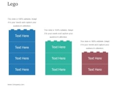 Lego Ppt PowerPoint Presentation Example