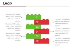 Lego Ppt PowerPoint Presentation Icon Example