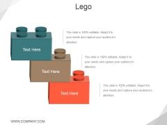 Lego Ppt PowerPoint Presentation Icon Good