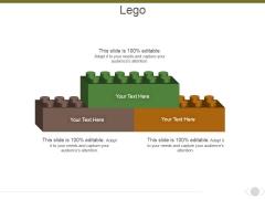 Lego Ppt PowerPoint Presentation Icon Graphics