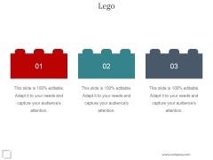 Lego Ppt PowerPoint Presentation Ideas