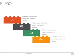 Lego Ppt PowerPoint Presentation Influencers
