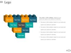Lego Ppt PowerPoint Presentation Infographics Maker