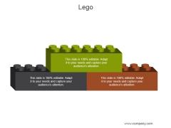 Lego Ppt PowerPoint Presentation Information