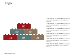 Lego Ppt PowerPoint Presentation Inspiration Structure