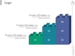 Lego Ppt PowerPoint Presentation Model Model