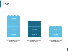 Lego Ppt PowerPoint Presentation Model Templates