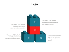 Lego Ppt PowerPoint Presentation Pictures Topics