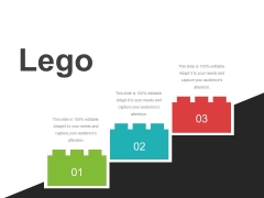 Lego Ppt PowerPoint Presentation Professional Master Slide