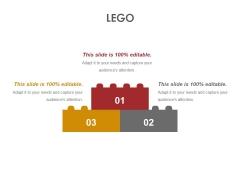 Lego Ppt PowerPoint Presentation Sample