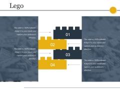 Lego Ppt PowerPoint Presentation Styles Show