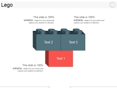 Lego Ppt PowerPoint Presentation Visual Aids Layouts