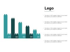 Lego Sales Management Ppt PowerPoint Presentation Slides Brochure