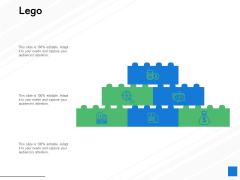 Lego Sales Marketing Ppt PowerPoint Presentation Styles Aids
