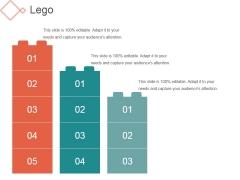 Lego Template 1 Ppt PowerPoint Presentation Professional Slide Portrait