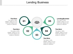 Lending Business Ppt PowerPoint Presentation Pictures Layout Ideas Cpb