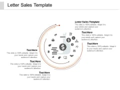 Letter Sales Template Ppt PowerPoint Presentation Styles Example Topics Cpb