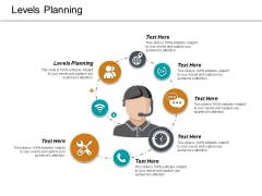 Levels Planning Ppt PowerPoint Presentation Infographics Topics Cpb
