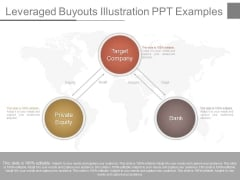 Leveraged Buyouts Illustration Ppt Examples