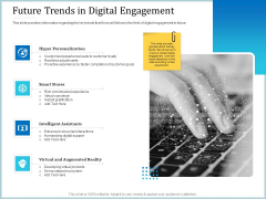 Leveraged Client Engagement Future Trends In Digital Engagement Topics PDF