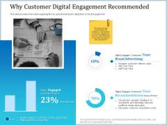 Leveraged Client Engagement Why Customer Digital Engagement Recommended Elements PDF