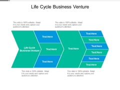 Life Cycle Business Venture Ppt PowerPoint Presentation Templates Cpb