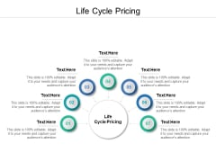 Life Cycle Pricing Ppt PowerPoint Presentation Pictures Example Topics Cpb
