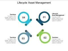 Lifecycle Asset Management Ppt PowerPoint Presentation Gallery Sample Cpb