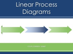 Linear Process Diagrams Gather Information Evaluate Ideas Business Change Ppt PowerPoint Presentation Complete Deck